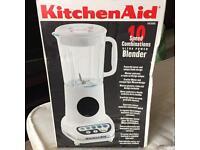 Kitchen aid - blender still sealed in box