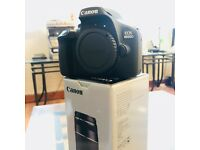 Canon EOS 4000D DSLR Camera (Boxed & Un-used)