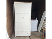 Two matching wardrobes-excellent condition!