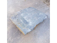 Large Stone Slab - Garden / Water Feature, Patio Table etc.