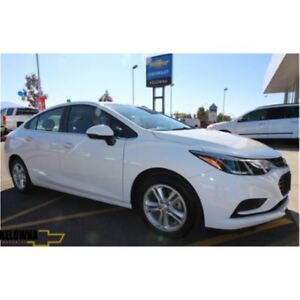 2017 Chevrolet Cruze LT Auto | Tech Package | Heated Seats | Blu