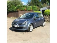 Renault Clio INITIALE 2006 (56 reg) 30,539 miles, full Leather, 1.6 Manual, KEYLESS GO, LOW MILES!