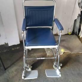 Wheelchair cum toilet brand new