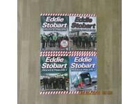 EDDIE STOBART S1-4 / ICE ROAD TRUCKERS S1-5 DVDS