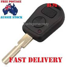 3 Button Remote Key Shell For BMW 3 5 7 Series 325 325i 325ci 330 Hoppers Crossing Wyndham Area Preview