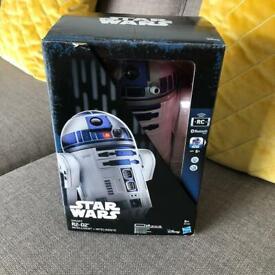 Star Wars Smart R2-D2 App Controlled