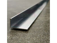 7x Tile Trim Straight Edge 10mm, L-shaped