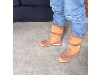 Dubarry Sailing boots, men's, excellent condition