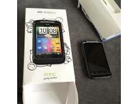 HTCWildfire S boxed as new