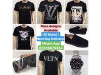 Balmain TShirts LV T Shirts Dsquared T-Shirts Louis Vuitton Cheap Designer Clothing UK London Essex