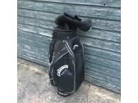 'REDUCED' - Gallaway Big Bertha Golf Bag
