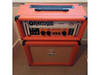 Orange OR50 & 1x12 Cab