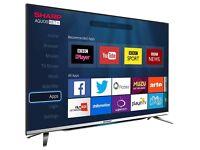 "BARGAIN TV's! 40"" 4K ULTRA HD! 49"" LED SMART TV! £249 each XMAS BARGAIN"