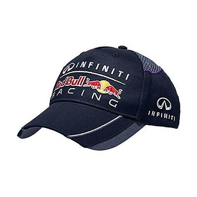 CAP Infiniti Red Bull Racing Teamline Formula One 1 F1 Pepe Curved Peak NEW!