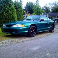Ford mustang 1996