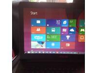 Asus X502c laptop and HP desk jet printer