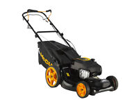 """McCulloch M51-140WF 20"""" Self Propelled Petrol Rotary Lawnmower Collect /Mulching"""