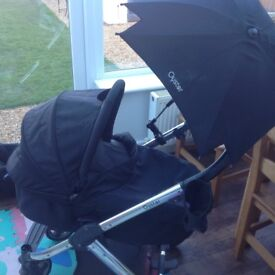 Babystyle Oyster 1 Pram - suitable for newborn to 6-mo - NEW PRICE
