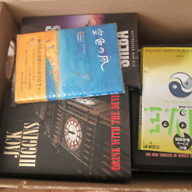 Joblot Wholesale Multilingual 580 Books Hardback Paperback books direct from Publishers