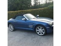 2006 Chrysler Crossfire 3.2