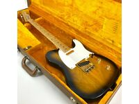 1999 Fender American Vintage 52 Telecaster – Limited Edition - Sunburst - Trades