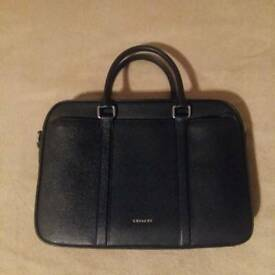 Coach men briefcase never used was 380