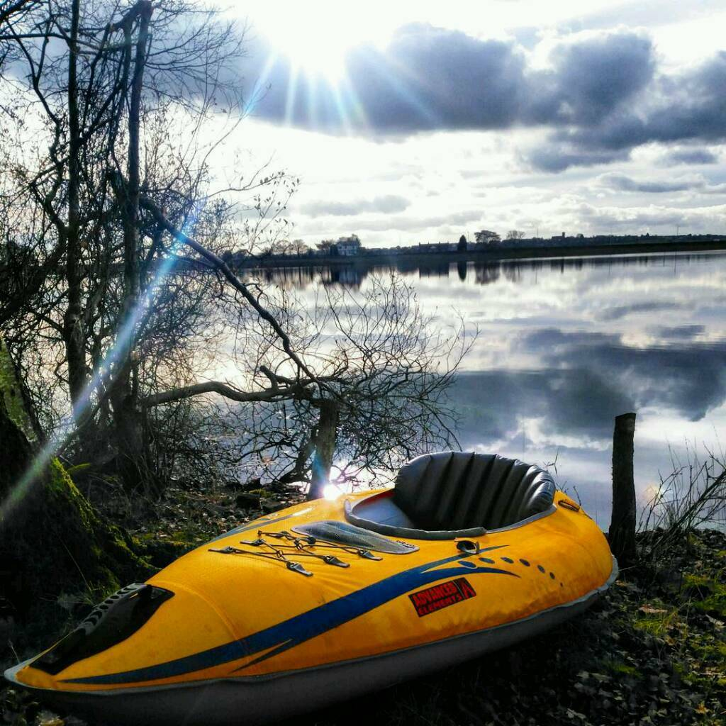 Advanced elements firefly kayak