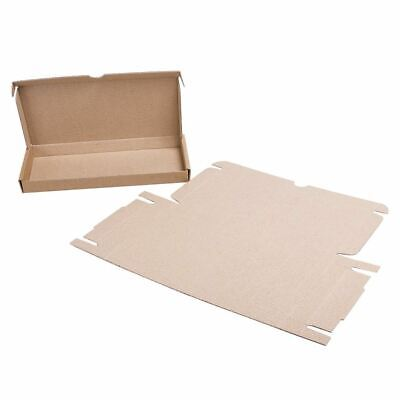 50x DL Royal Mail Large Letter PiP Postal Eco Friendly Cardboard Boxes