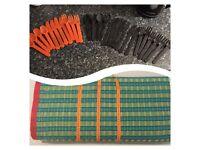 Picnik mat & cutlery