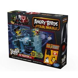Angry Birds Star Wars Jenga : The Fighter Game