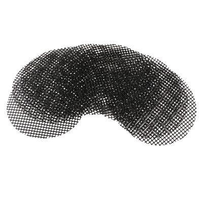 MagiDeal 10x Blumentopf Mesh Blatt Atmungsaktive Drainage Net für Bonsai (Blumentopf Net)