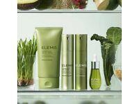 Skincare - Elemis Superfood skincare range