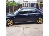 Subaru impreza wrx turbo 2002 for sale