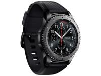 Samsung Gear S3 frontier watch NEW L@@K