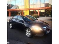 Vauxhall Insignia 2L (2012) Black Automatic