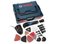 **NEW** Bosch Multi Tool & Accessories GOP 10.8V 1.5Ah