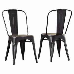 Fineview Armless Chair by Trent Austin Design Set of 4 - Brand New
