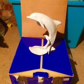 Kaiser porcelain dolphin