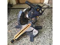 MacAllister Swivel Mitre Saw -250mm blade