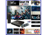 ANDROID TV BOX ✔️X96 4K✔️MARSHMALLOW6.0✔️KODI FULLY LOADED✔️MOVIES HD✔️KIDS✔️TV SHOWS✔️SPORTS