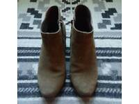 Topshop Boots Size 36