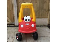 Little Tykes, Cozy Coupe car