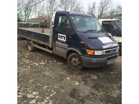 2004 Iveco daily dropside 14ft bed 3.5t