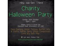 Charity Halloween Party