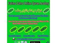 Fatima Zahra Online Qur'an Acadmy
