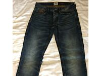 """Superdry Mens Loose Jeans (30"""" Waist) - Brand New"""