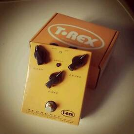 T Rex Mudhoney Fuzz Distortion Pedal