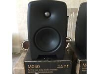 Genelec M040 Active Speakers (Pair)