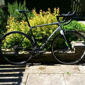 [LIKE NEW] Scott Solace 30 - full carbon, full Tiagra, 5 year warranty - Must sell to get married!!