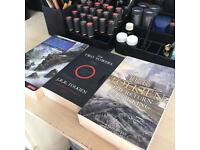 Lord of the Rings Trilogy Book Set. New.